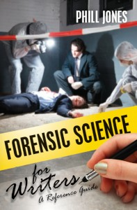 Forensic Science for Writers book cover